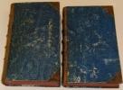 Essais politiques, économiques et philosophiques (2 volumes).. RUMFORD, Comte de.