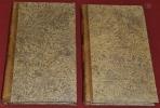 De l'Etat de la Culture en France, et des Améliorations dont elle susceptible (2 volumes).. DEPRADT, Dominique Frédéric Dufour de Pradt.