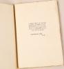 Serres Chaudes suivi de Quinze Chansons 1 des 8 exemplaires du tirage de tête sur Chine  . Maurice Maeterlinck (auteur) - Pierre-Eugène Vibert ...