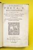 Lucano poeta, y historiador antiguo: En que se tratan las guerras Pharsalicas, que tuuieron Iulio Cesar y Pompeyo. Traduzido de latin en Romance ...