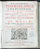 D.D. Francisci Torreblanca Cordubensis, jurisconsulti quondam celeberrimi et in Granatensi Cancellaria regis advocati; Epitome delictorum, sive De ...