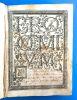 Manuscrito conteniendo la Dialéctica, la Lógica y las Categorías según las doctrinas de Aristóteles y Tomás de Aquino de la mano de un estudiante de ...