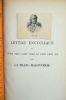 Lettre encyclique de Notre très saint Père le Pape Léon XIII sur la Franc-Maçonnerie (20 avril 1884). Léon XIII, Papa