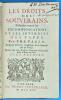 Les Droits des souverains, Défendus contre les excommunications et les interdits des papes. Par Fra Paolo, Religieux Servite, Consulteur de la ...