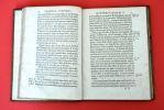 Térence iustifié, ou Deux dissertations concernant l'art du théâtre: dont la première est un discours sur la troisième comédie de Térence, intitulée ...