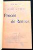 Quelques dessous du procès de Rennes. Ajalbert, Jean (1863-1947)