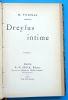 Dreyfus intime. Villemar, H. [seud. de Ernest Naville (1816-1909)]