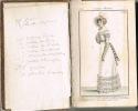 Journal des dames et des modes [Recueil de gravures, 1820-1822]. La Mésangère, Pierre de (1761-1831)