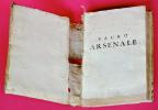 Sacro arsenale ouero prattica dell'officio della Santa Inquisitione. Di nuouo corretto, & ampliato.. Masini, Eliseo (¿?-1627)