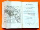 Mémoires pour servir à l'histoire de la ville de Lyon pendant la Révolution, par M. l'abbé Aimé Guillon de Montléon, Associé des Académies de Lyon, ...