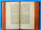 Recherches anatomiques sur la position des glandes et sur leur action. Par M. Théophile de Bordeu, Médecin, Conseiller du Roi, Inspecteur des Eaux ...