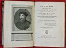 Relación del último viage al estrecho de Magallanes de la Fragata de S. M. Santa María de la Cabeza en los años de 1785 y 1786. Extracto de todos los ...