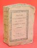 Tratado histórico y fisiológico completo sobre la generación, el hombre y la muger. Traducido por D.M.H. de M. Segunda edición, Revisada, anotada y ...