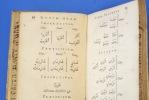 Rudimenta Linguae Arabicae. Accedunt ejusdem. Praxis grammatica; & Consilium de studio Arabico feliciter instituendo. Editio altera, priore ...