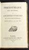 Bibliothèque des souvenirs, ou Anecdotes curieuses et faits historiques, publiés depuis le 31 mars 1814.