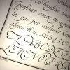 Coleccion de muestras de letra bastarda, por el orden y método mas sencillo que prescribe la enseñanza, por D. José Hermenegildo de zafra, profesor de ...