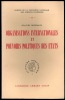ORGANISATIONS INTERNATIONALES ET POUVOIRS POLITIQUES DES ÉTATS, Cahiers de la fondation nationale des sciences politiques, n°52. HOFFMANN (Stanley)