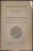 LA REPRÉSENTATION SUCCESSORALE DANS LES COUTUMES DU NORD DE LA FRANCE. Contribution à l'étude du droit familial, Bibl. de la société d'histoire du ...