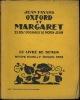 OXFORD ET MARGARET, 25 Bois originaux de Morin-Jean, Coll. Le livre de demain n°65. TROYAT (Henri)