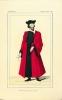 Conseiller au Parlement de Paris, Règne de Henri III, XVIème siècle, planche40.