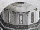GRAVURE ORIGINALE. Chapelle sépulchrale d'Eyub.  Planche originale issue du Tableau général de l'Empire othoman de Mouradja (Mouradgea) d'Ohsson, ...