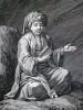 GRAVURE ORIGINALE. Mehdy. Planche originale issue du Tableau général de l'Empire othoman de Mouradja (Mouradgea) d'Ohsson, Ignatius, édité à Paris, de ...