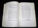 Histoire des Baromètres et Manomètres anéroïdes. Biographie de Lucien Vidié, inventeur du Baromètre et du Manomètre Anéroïdes. . LAURANT, Auguste.