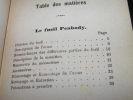 Instruction sur la connaissance et l'entretien du fusil Peabody (Décision du Département Militaire fédéral du 26 Février 1868). . [ANONYME]