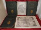 Histoire Générale de Paris. Atlas des Anciens plans de Paris, reproduction en fac-similé des originaux les plus rares et les plus intéressants pour ...