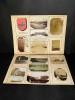 [YVELINES] SAINT-GERMAIN-EN-LAYE LE PECQ VERSAILLES. Ensemble de 13 photographies originales, avec décors et illustrations manuscrits Belle Epoque ...