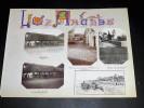 LUZARCHES. Ensemble de 4 photographies originales, avec décors et illustrations manuscrits Belle Epoque (circa 1900). . [ANONYME].