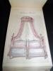Catalogue Aubenet, Dons & Cie de Tentures Classiques. 2me Série de 62 modèles, complète en elle-même. . AUBENET, DONS & CIE.