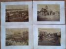 Lot de photographies anciennes Bruxelles-Anvers.. Anonyme. N.B.