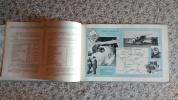 A travers le monde. La société Lorraine Dietrich présente l'histoire illustrée des plus grands exploits aéronautiques de 1925..