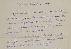 Louis de Robert commente son dernier livre, le Roman du malade (Prix Femina 1911).. Louis de Robert (1871-1937) Jeune critique littéraire, il se lie ...