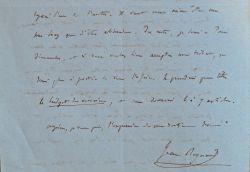 Le philosophe Jean Reynaud évoque ses travaux sur Merlin de Thionville. Jean Reynaud (1806-1863) Ingénieur des Mines, Jean Reynaud est philosophe et ...