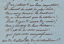 Le duc Louis-Joseph d'Albert de Luynes écrit à M. Guillard-Senainville.. Louis-Joseph Albert (duc d') (1748-1807) Général des Dragons, il se joint au ...