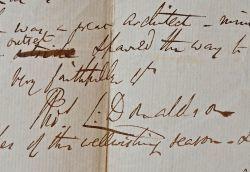L'architecte Thomas Leverton Donaldson dénonce les hérésies de Michel-Ange !. Thomas Leverton Donaldson (1795-1885) Architecte britannique. Fils et ...