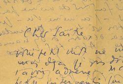 Nicole Vedrès introduit Robert Mallet à Jean-Paul Sartre. Nicole Vedrès (1911-1965) Essayiste et réalisatrice, Nicole Vedrès fût une personnalité ...