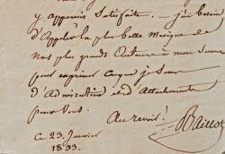 Le violoniste Pierre Baillot en appelle aux grands compositeurs.. Pierre Baillot (1771-1842) Violoniste et compositeur, attaché à la musique de ...