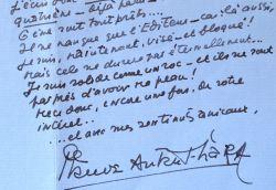 Claude Autant-Lara dans la tourmente après ses engagements politiques.. Claude Autant-Lara (1901-2000) Autant-Lara dessine les décors de Nana de Jean ...