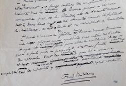 Fernand Vandérem fustige le discours du ministre au cinquantenaire de Victor Hugo.. Fernand Vandérem (1864-1939) Auteur dramatique, romancier et ...