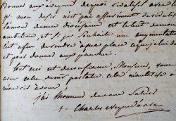 Le nouvel évêque d'Arras fait face à l'hostilité et aux difficultés.. Charles La Tour d'Auvergne-Lauragais (de) (1768-1851) Evêque d'Arras ...