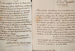 L'évêque de Couserans accepte le remboursement du curé de La Bastide-de-Sérou.. Joseph Saint-André de Marnays de Vercel (de) (1713-1779) Evêque de ...