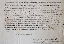 L'évêque d'Evreux organise sa tournée pastorale.. Charles-Louis Salmon du Châtelier (1761-1841) Evêque de Laon (1817-1821), puis évêque d'Evreux ...