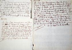L'évêque de Marseille reçois ses rentes sur les fours banaux d'Aubagne.. Jean-Baptiste de Belloy (1709-1808) Evêque de Glandèves (1751-1755), puis de ...