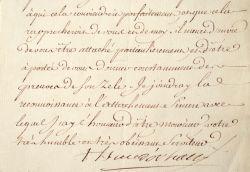 L'évêque d'Orléans sollicite le marquis de Marigny en faveur de l'architecte Trouard.. Louis Sextius Jarente de La Bruyère (de) (1706-1788) Evêque de ...