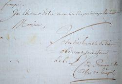 Vent de révolte, à Quimper, contre l'Encyclopédie Panckoucke.. Claude Le Coz (1740-1815) Evêque constitutionnel de Rennes (1791-1801) puis archevêque ...