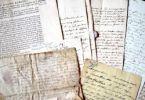 Bel ensemble de documents XVIe-XIXe sur l'Ardèche..