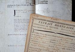 Deux documents sur Saint-Malo, XVIIe-XVIIIe..